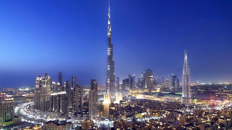 دبي استعدت للمعرض بإجراءات تشمل عمليات تنظيف مكثفة وتحسين دورة الهواء ونقاوته.  أرشيفية
