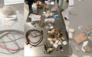 الصورة: جمارك دبي تسجل 35 محضراً لتهريب مواد سحر وشعوذة خلال 3 سنوات