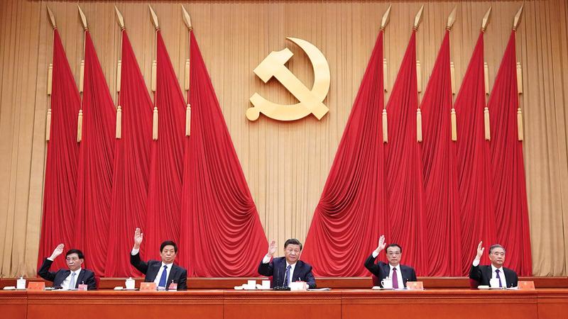 ستكون بكين قادرة على تحدي حلفاء واشنطن الاستراتيجيين.  أرشيفية