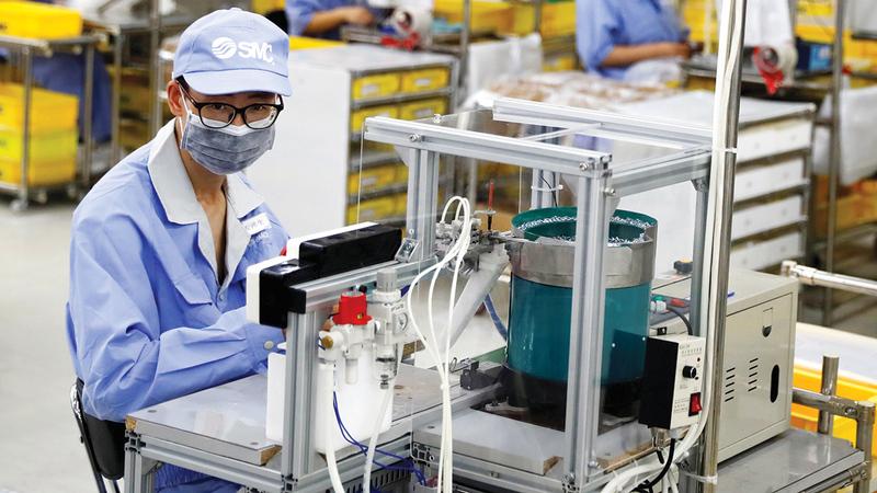 المزيد من الدول ستحتاج إلى الاستثمارات الصينية في المستقبل.   أرشيفية