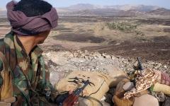 الصورة: الميليشيات الحوثية تصعد عملياتها في 6 محافظات يمنية
