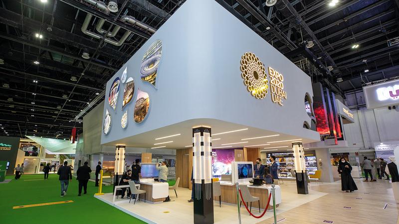 إعلان «إكسبو 2020 دبي» جاء خلال فعاليات سوق السفر العربي.    من المصدر