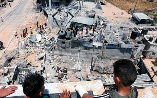الصورة: «التعاون الإسلامي» تدين الاعتداءات الإسرائيلية ضد الشعب الفلسطيني