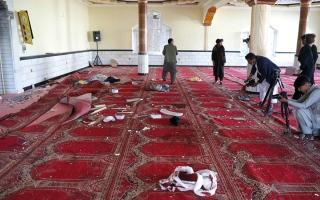 الصورة: تجدّد القتال في جنوب أفغانستان مع انقضاء مهلــة وقف إطلاق النار
