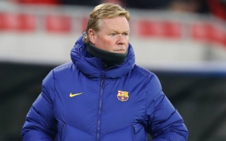 مدرب غير متوقع يقترب من قيادة برشلونة بدلاً من كومان