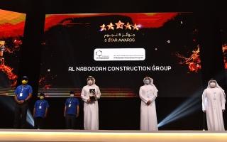 """جائزة """"تقدير"""" العمالية تكرّم الفائزين من العمال والشركات في دورتها الرابعة"""