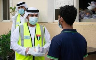 «إسلامية دبي» توزع مليوني وجبة رمضانية بـ23 مليون درهم