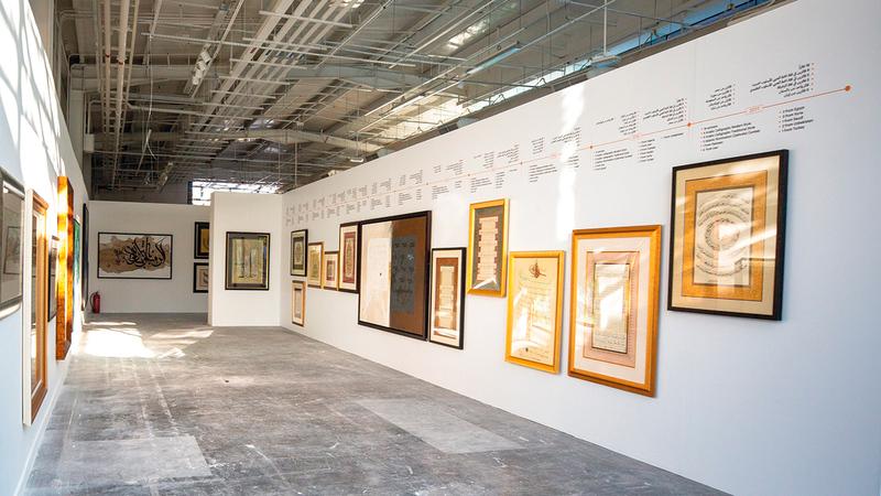 الجائزة ومعارضها تهدف إلى إبراز جماليات الفن الإسلامي وإسهاماته في المشهد الثقافي العالمي. أرشيفية