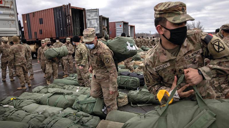 انسحاب القوات الأميركية من أفغانستان قد يفجر حرباً أهلية.  أرشيفية