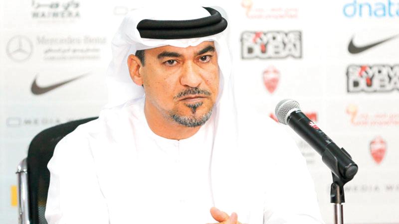 عبدالمجيد حسين: «لدينا فريق جيد من اللاعبين، ومن خلفهم مدرب مقتدر أعدّ الفريق بصورة جيدة للتتويج».