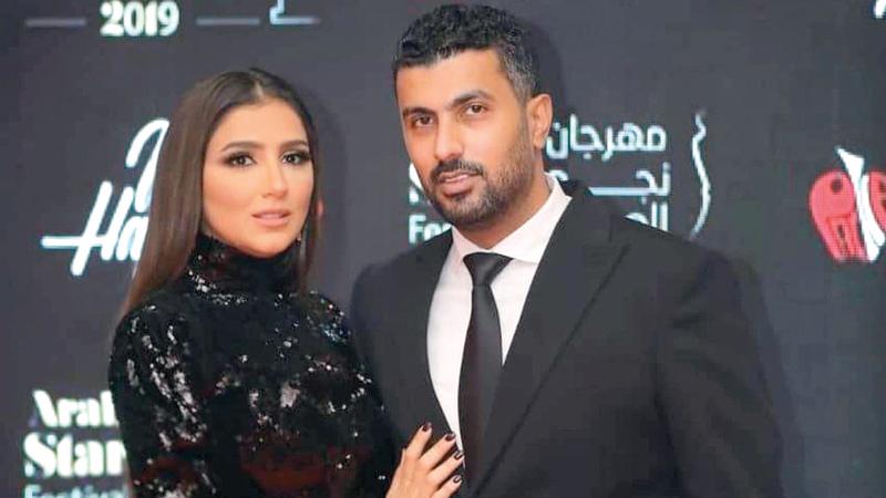 محمد سامي متهم بزيادة مشاهد لزوجته مي عمرعلى حساب بقية الأبطال. أرشيفية