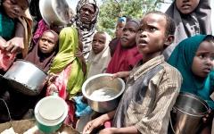 الصورة: أحداث وصور.. منظمات إغاثة ألمانية ترصد انتكاسات بمكافحة الجوع في العالم
