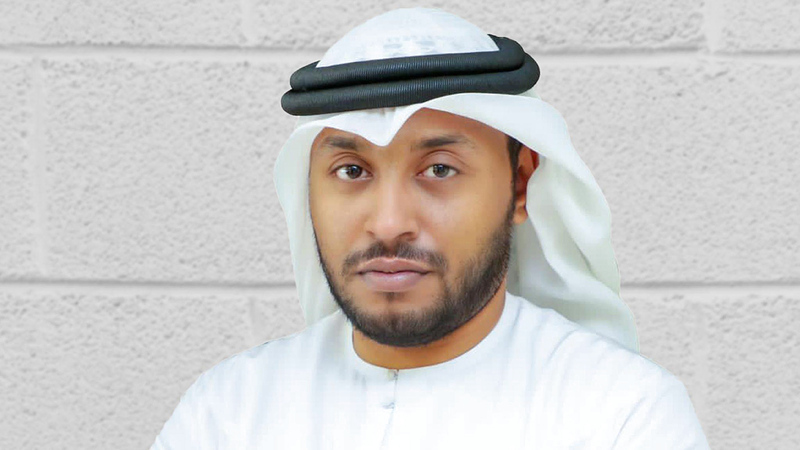 أحمد محمد: «فخور لأني كنت أحد الذين عملوا بعزيمة للتصدي للفيروس وإنقاذ الأرواح».