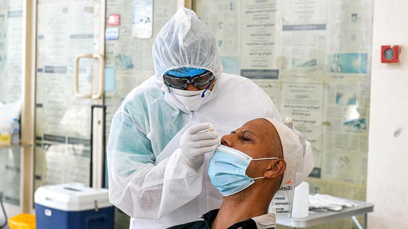 «الصحة» أجرت 244.8 ألف فحص جديد بأحدث التقنيات الطبية.  تصوير: أشوك فيرما