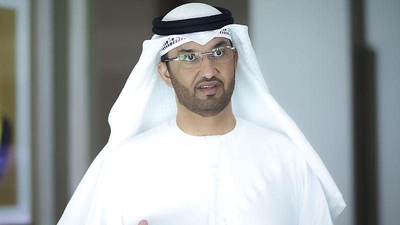 سلطان الجابر: «تطوير منظومة جودة متكاملة، لرفع القدرات التنافسية للإمارات على المستويين الإقليمي والعالمي».