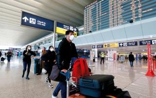 الصورة: الاتحاد الأوروبي يفتح حدوده أمام السيّاح المطعّمين