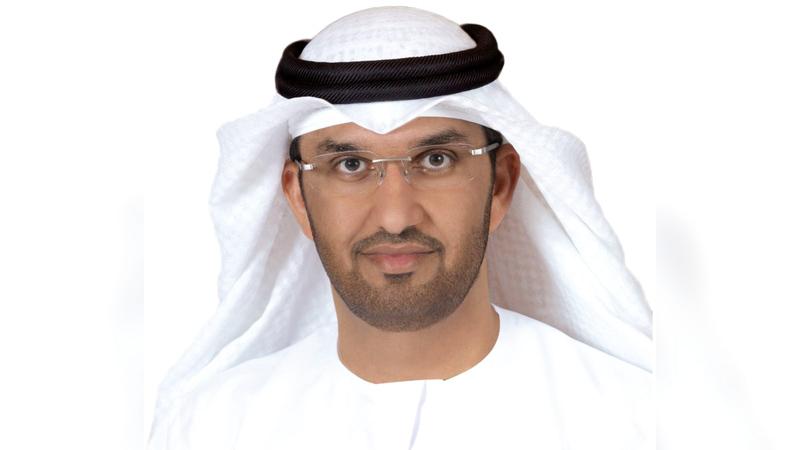 سلطان الجابر: «الإمارات شريك مفضّل في جميع جوانب الطاقة التقليدية والبديلة، بما في ذلك الهيدروجين».