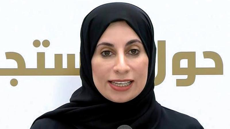 الدكتورة فريدة الحوسني: «الجرعة الإضافية اختيارية وتأتي ضمن استراتيجية الدولة الاستباقية لتوفير الحماية القصوى للمجتمع».