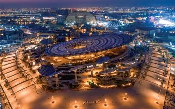 الصورة: «دي إي إم» و«ثيرد فلور» تروجان للجناح الغيني في «إكسبو 2020 دبي»