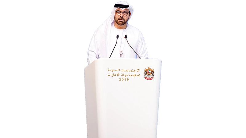 محمد القرقاوي: «التبادل المعرفي بين حكومتَي الإمارات والسودان، يرسخ ممارسات الجيل الجديد من الحكومات».