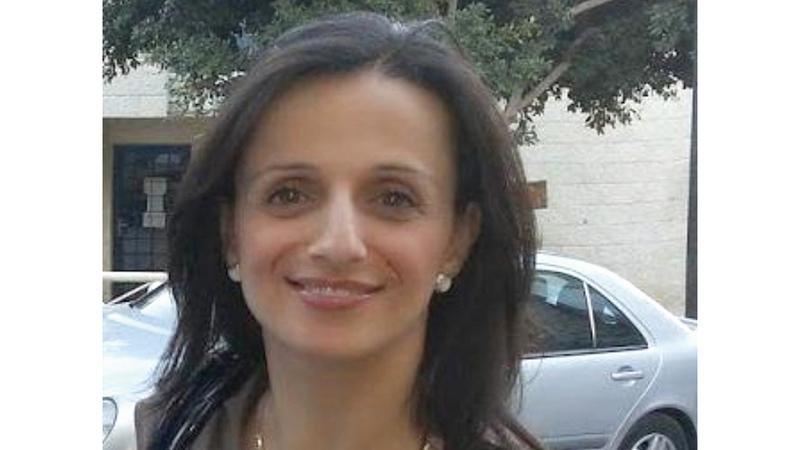 الباحثة الميدانية في معهد (أريج) جولييت بنورة.   الإمارات اليوم