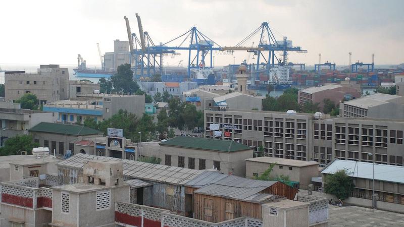 بورتسودان تُعدّ معبراً بحرياً مزدحماً يمنح المكانة والفرص لتوسيع النفوذ السياسي والاقتصادي لروسيا في شرق ووسط إفريقيا.   أرشيفية