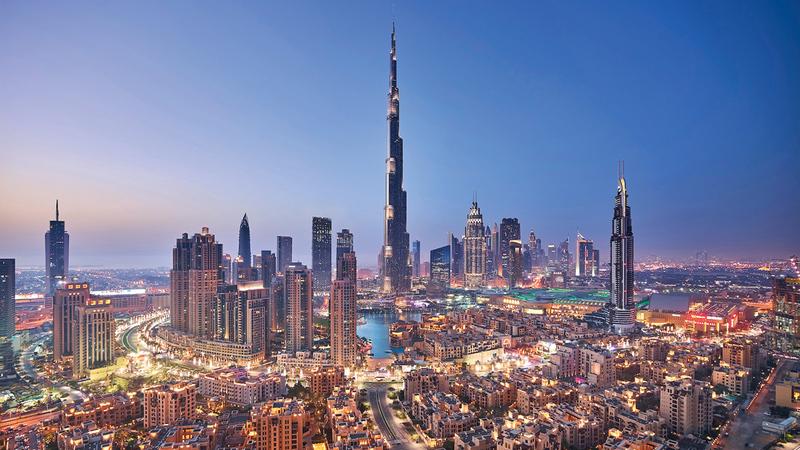 دبي تواصل ريادتها في تعزيز البيئة الابتكارية التي تسهم في جعل الاستثمار العقاري في الإمارة فريداً من نوعه.   أرشيفية
