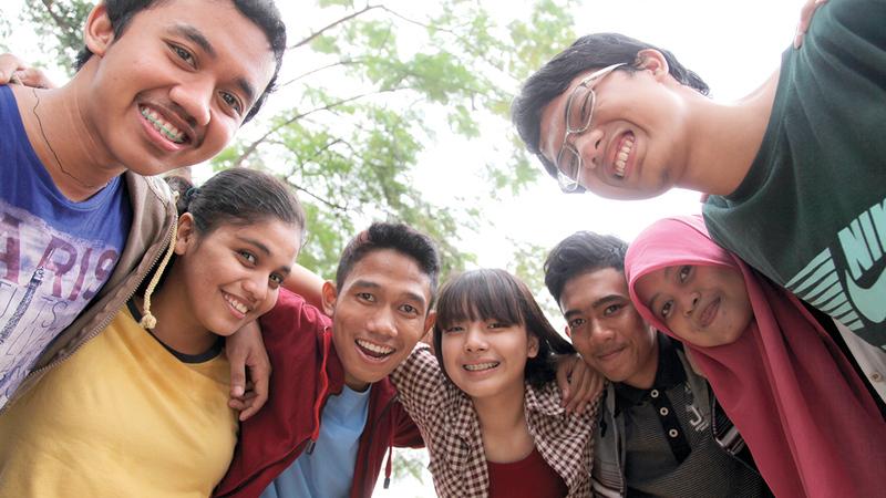 الشباب الإندونيسيون مؤهلون لكنهم يعانون البطالة. أرشيفية