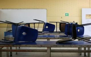 الصورة: بالصور: عودة الطلاب للمدارس في مكسيكو سيتي بالمكسيك