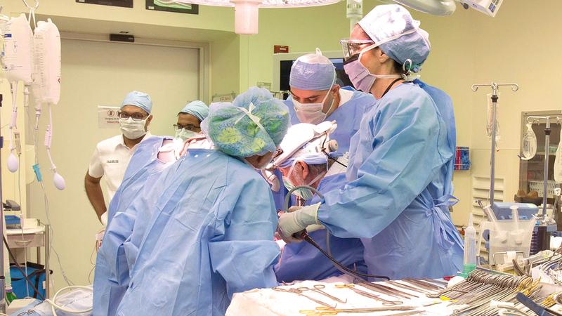 «صحة دبي » تيسّر الحصول على التراخيص الطبية.   أرشيفية