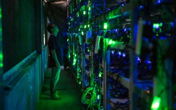 الصورة: الصين تدرس عقوبات صارمة على تعدين بيتكوين