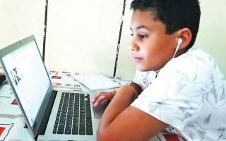 الصورة: «الإمارات للتعليم» تحذف دروساً من مقررات الفصل الثالث
