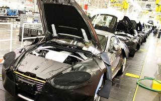 الصورة: انتعاش إنتاج السيارات في بريطانيا