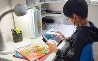 الصورة: مدارس تعالج المشكلات التقنية قبل اختبارات نهاية العام