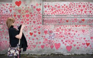 """الصورة: بالصور.. شوارع بريطانيا في ظل """"كورونا"""""""