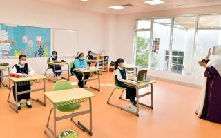 الصورة: الإمارات تحقق قفزات عالمية في التعليم رغم تحديات «كورونا»