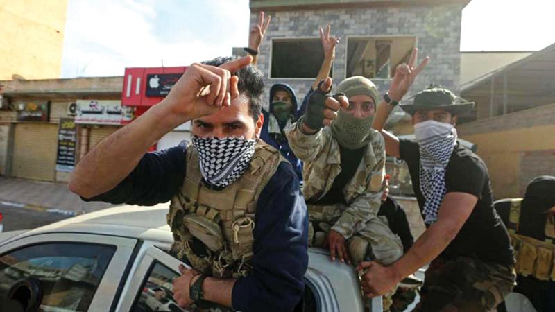 تركيا جلبت كثيراً من المرتزقة في ليبيا استغلالاً لظروفهم.   أرشيفية