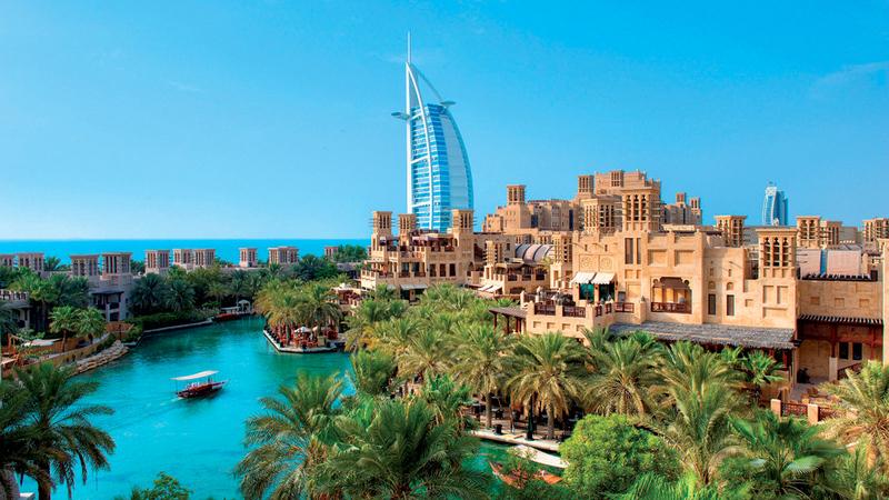 معدل إشغال الفنادق في الإمارة سجّل 63% خلال الأشهر ال 4 الأولى من 2021. أرشيفية