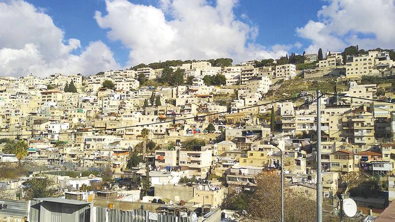 «عطيرت كوهنيم» تخطط لإقامة مستوطنة في حي «بطن الهوى».  الإمارات اليوم