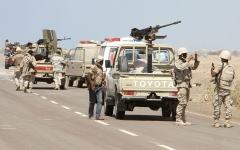 الصورة: الإمارات تدين محاولة الميليشيات الحوثية استهداف خميس مشيط في السعودية