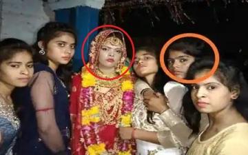 الصورة: وضعوا جثتها في غرفة مجاورة.. ماتت العروس خلال الزفاف فتزوج العريس أختها