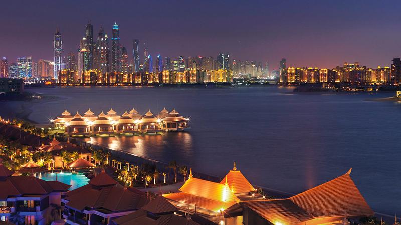 نهج دبي في مكافحة «كوفيد-19» عكس أداءً مبهراً لقطاع السياحة والضيافة في 2020. أرشيفية