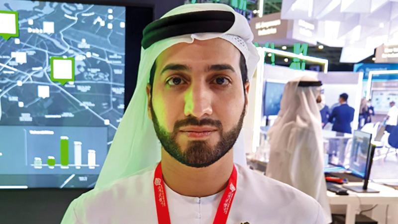 أحمد خوري: «المنصة طورها خبراء مواطنون، وتمسح المواقع الإلكترونية لحكومة دبي شهرياً».