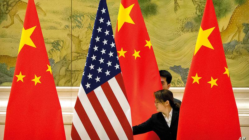 يجب عدم السماح بتعزيز سياسات الصين على حساب أميركا.   أ.ب