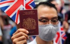 الصورة: تحديات غير متوقعة تواجه اللاجئين إلى بريطانيا من هونغ كونغ