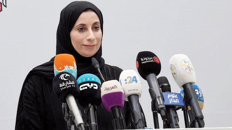 الدكتورة فريدة الحوسني: «الإمارات من أولى الدول التي فتحت باب التطعيم للفئة العمرية بين 12 و15 عاماً».