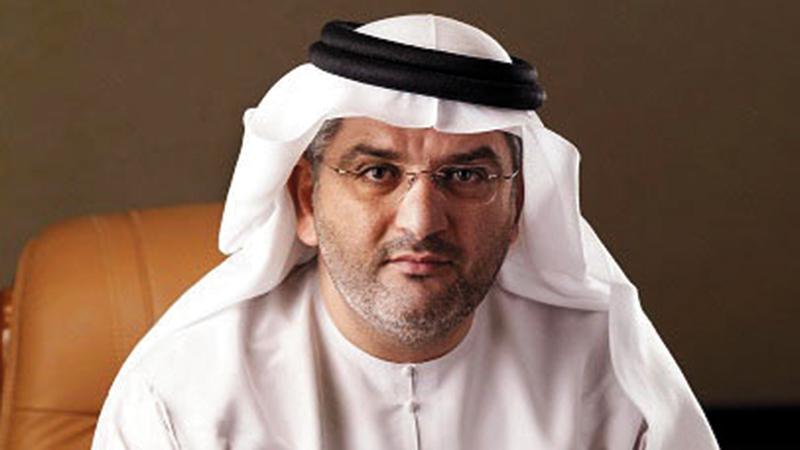 راشد البلوشي: «(اقتصادية أبوظبي) حريصة على دعم المصنعين المحليين وتشجيعهم على توسيع أعمالهم».