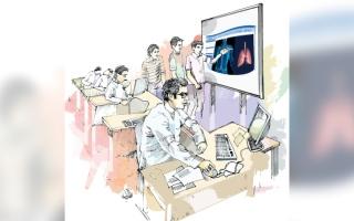 الصورة: «الإمارات للتعليم» تفعّل أكاديميات افتراضية لدعم طلبة الـ 12