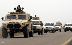 الصورة: عملية عسكرية خاطفة للجيش والقبائل غرب مأرب