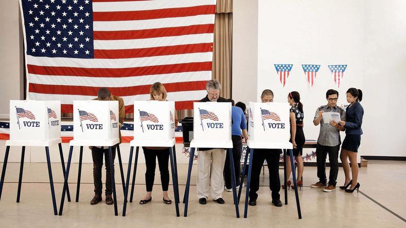 الانتخابات الرئاسية الأخيرة أظهرت عيوب الآلية الديمقراطية.   أرشيفية